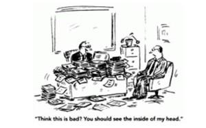 paper cartoon