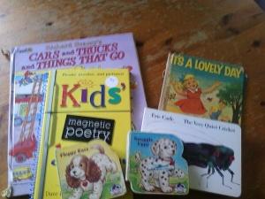 Books I Kept