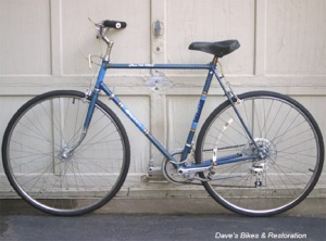 more spring_used bicycle