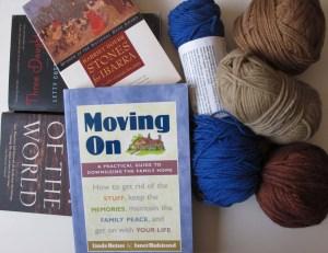 Book & yarn