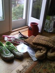 DownsizingShoesCDs