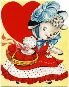 fe9c99f4ac2cd4713682563e7775c234--valentine-images-vintage-valentine-cards